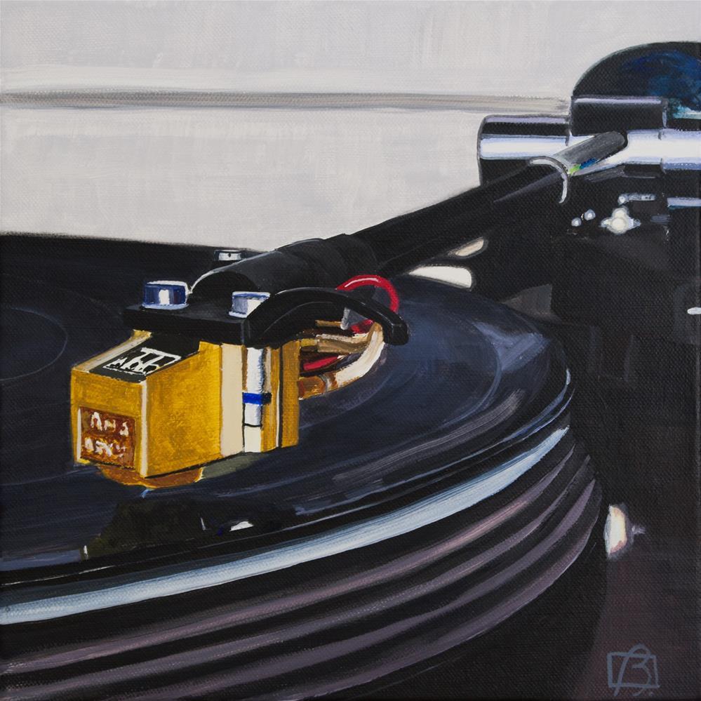 """""""Golden Oldies"""" original fine art by Andre Beaulieu"""