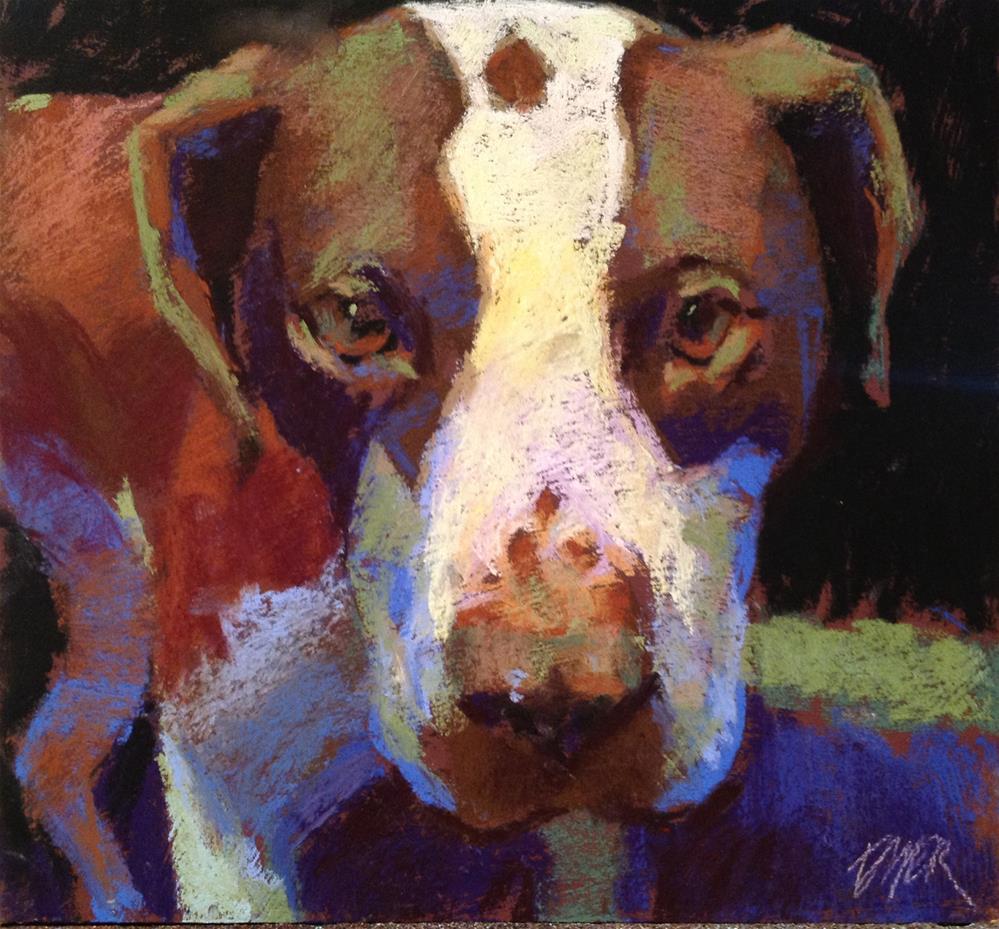 """""""JoJo"""" original fine art by Margaret Dyer"""