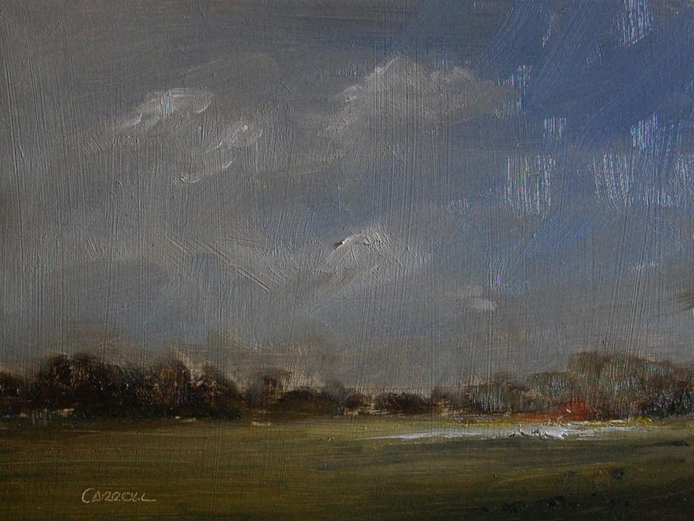 """""""Field"""" original fine art by Neil Carroll"""
