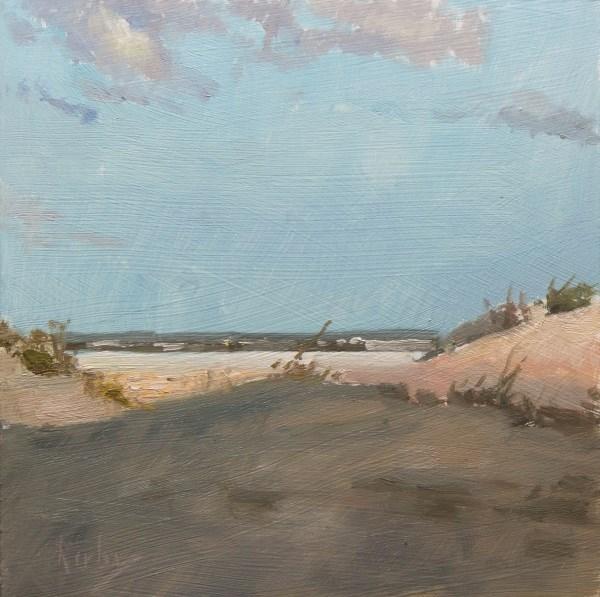 """Sands of Time"" original fine art by Randall Cogburn"
