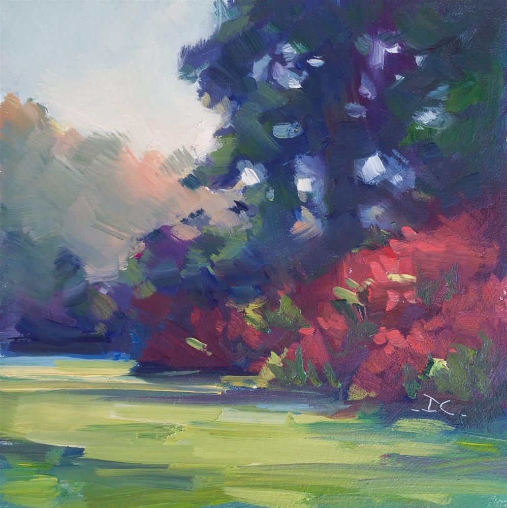 """AZALEA'S "" original fine art by Doug Carter"