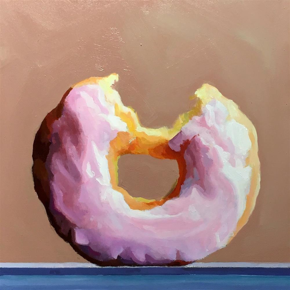 """Strawberry Yeast"" original fine art by Brian Burt"