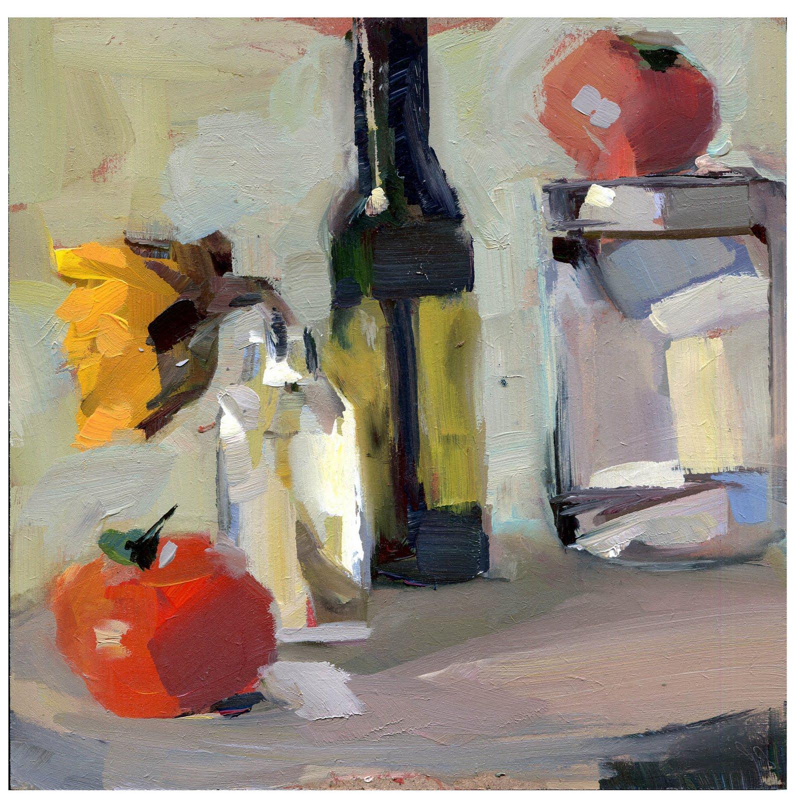 """""""#769 Prep"""" original fine art by Lisa Daria"""