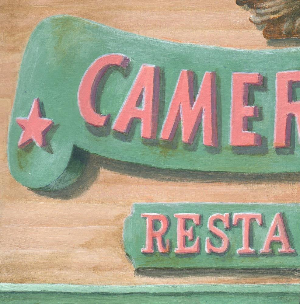 """""""Cameron's"""" original fine art by Debbie Shirley"""