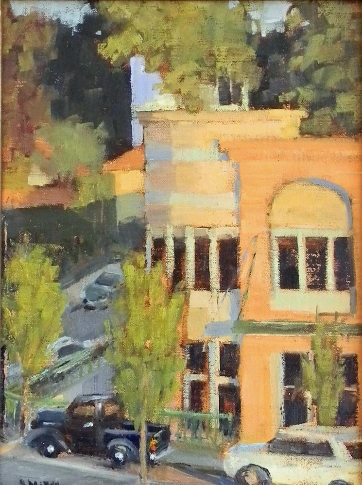 """Old Folsom"" original fine art by Barbie Smith"