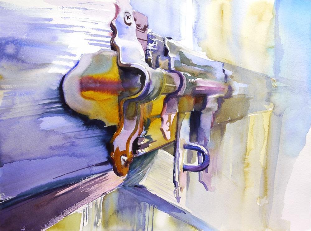 """detail"" original fine art by Beata Musial-Tomaszewska"