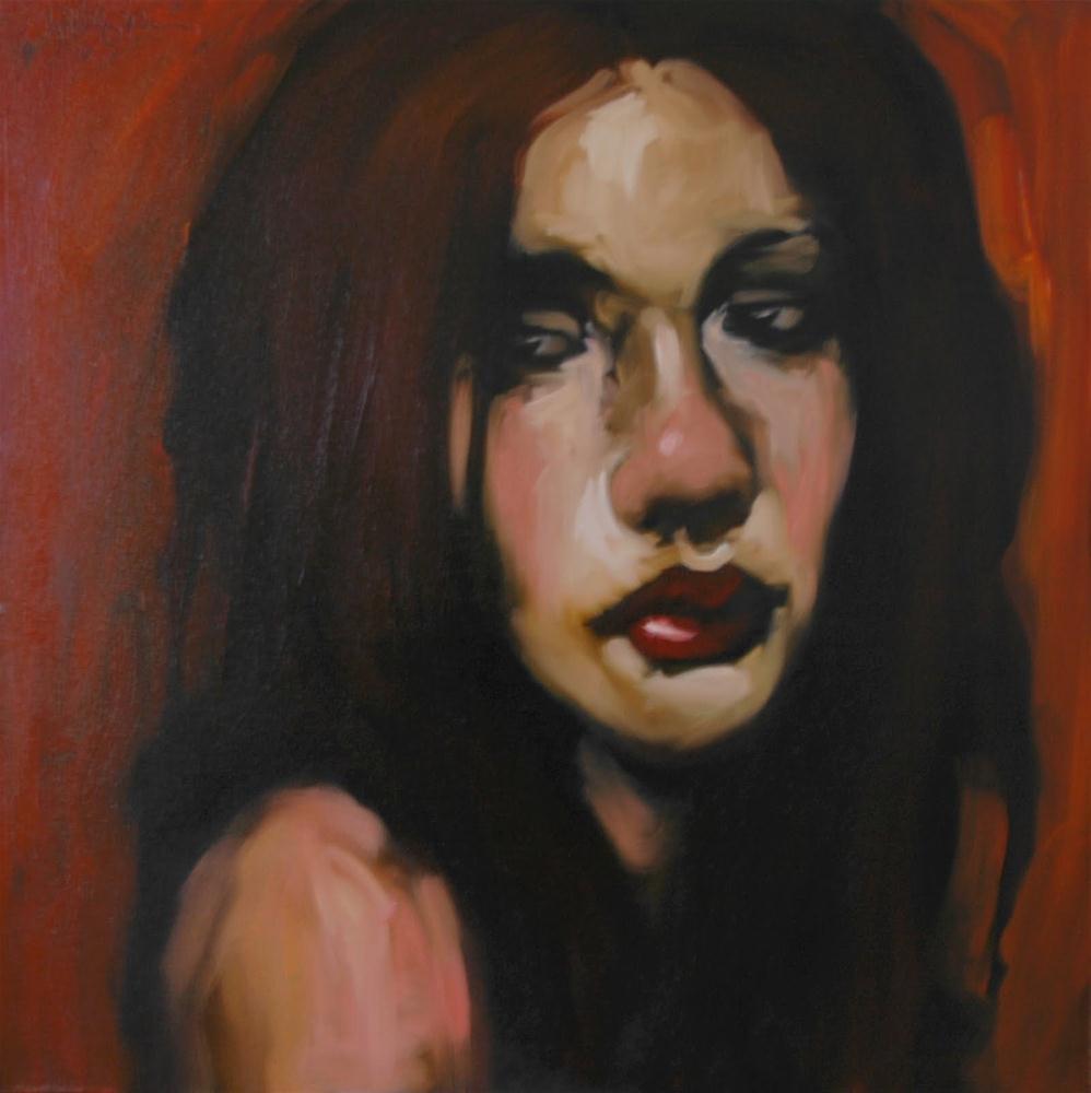 """'Geratude'"" original fine art by Kayleen Horsma"