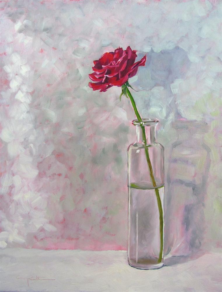 """""""Primavera"""" original fine art by Eduardo Carpintero"""