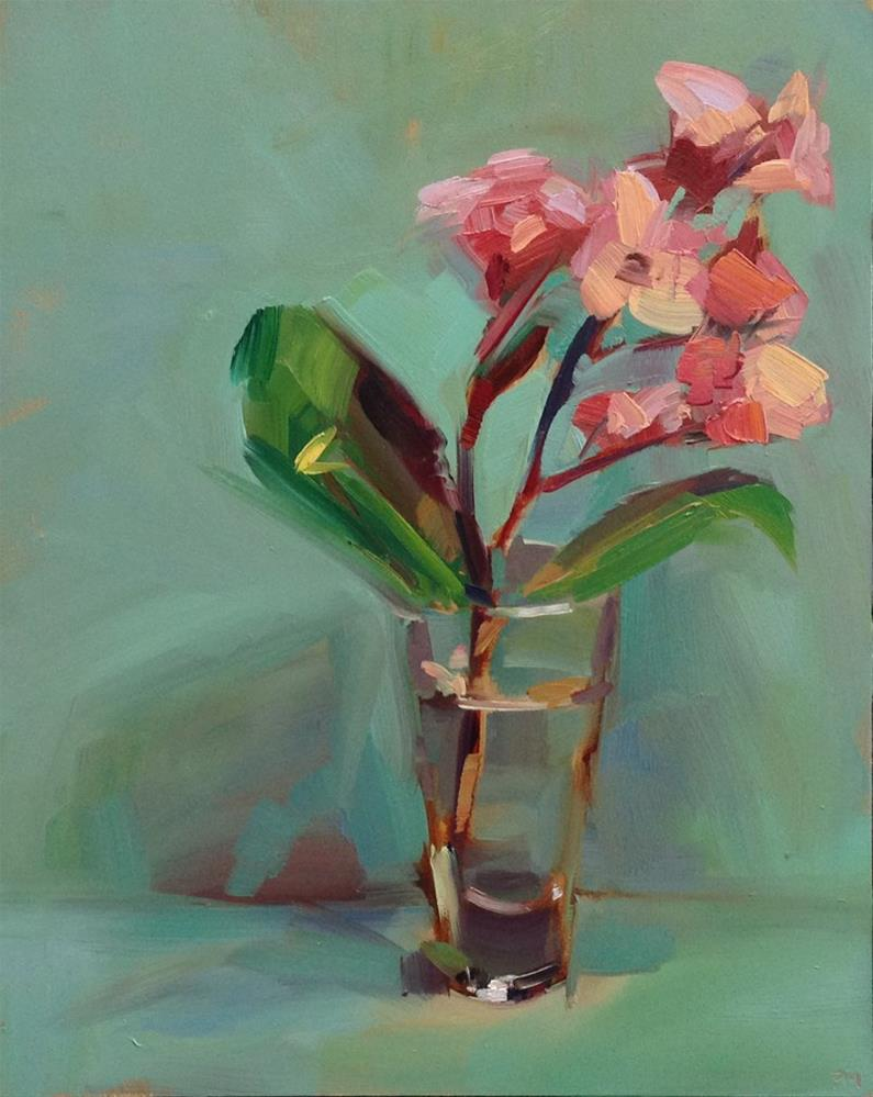 """Shot of Photinia"" original fine art by Patti McNutt"