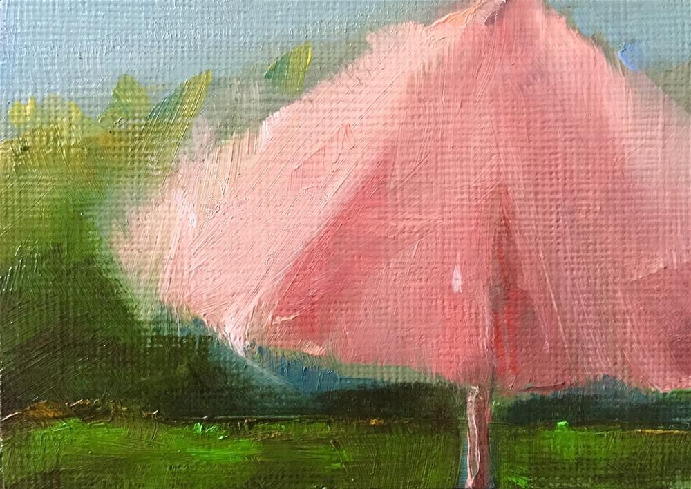 """Summer Impression"" original fine art by Gary Bruton"