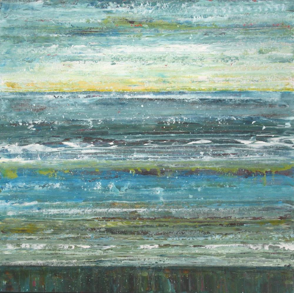 """Seaside"" original fine art by Sage Mountain"
