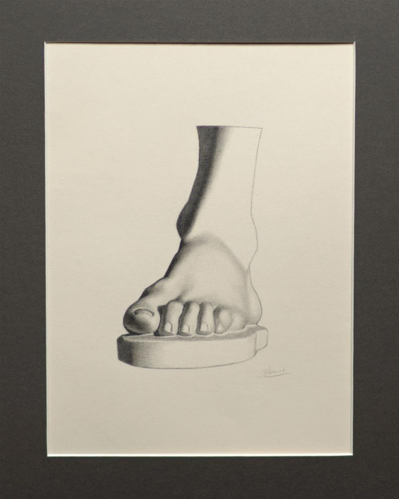 """Time To Learn"" original fine art by Garry Kravit"