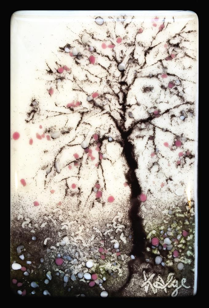 """First of Spring"" original fine art by Kelly Alge"