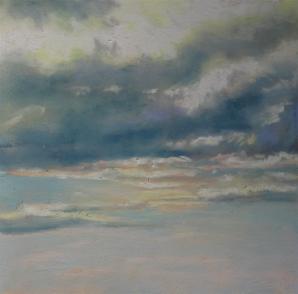 """Sky #15"" original fine art by Denise Beard"