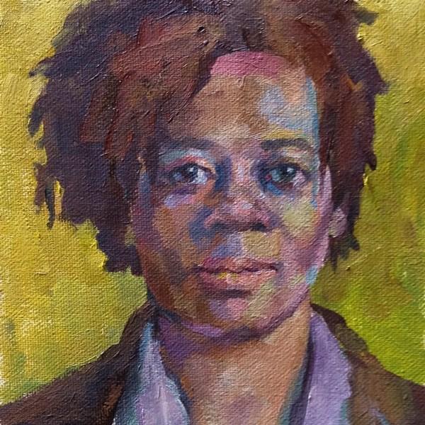 """Small Series #47"" original fine art by Katie Wilson"