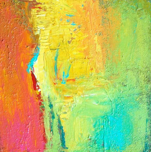 """""""Amant"""" original fine art by Elizabeth Chapman"""