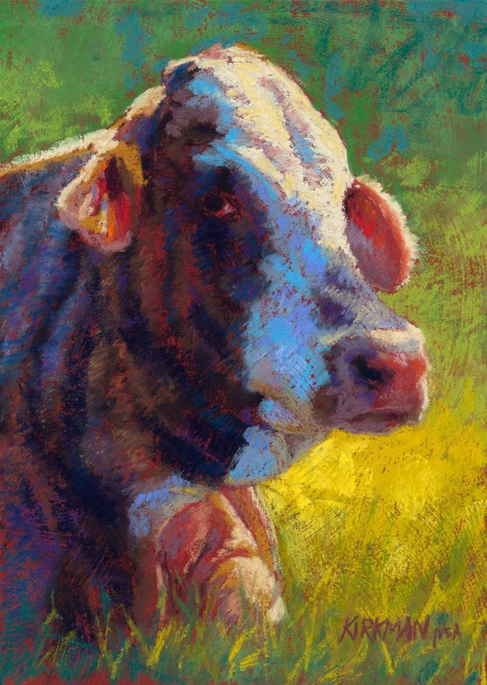 """""""Hortense"""" original fine art by Rita Kirkman"""