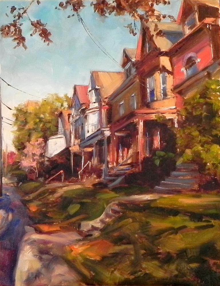 """Shadyside I"" original fine art by Jonelle Summerfield"