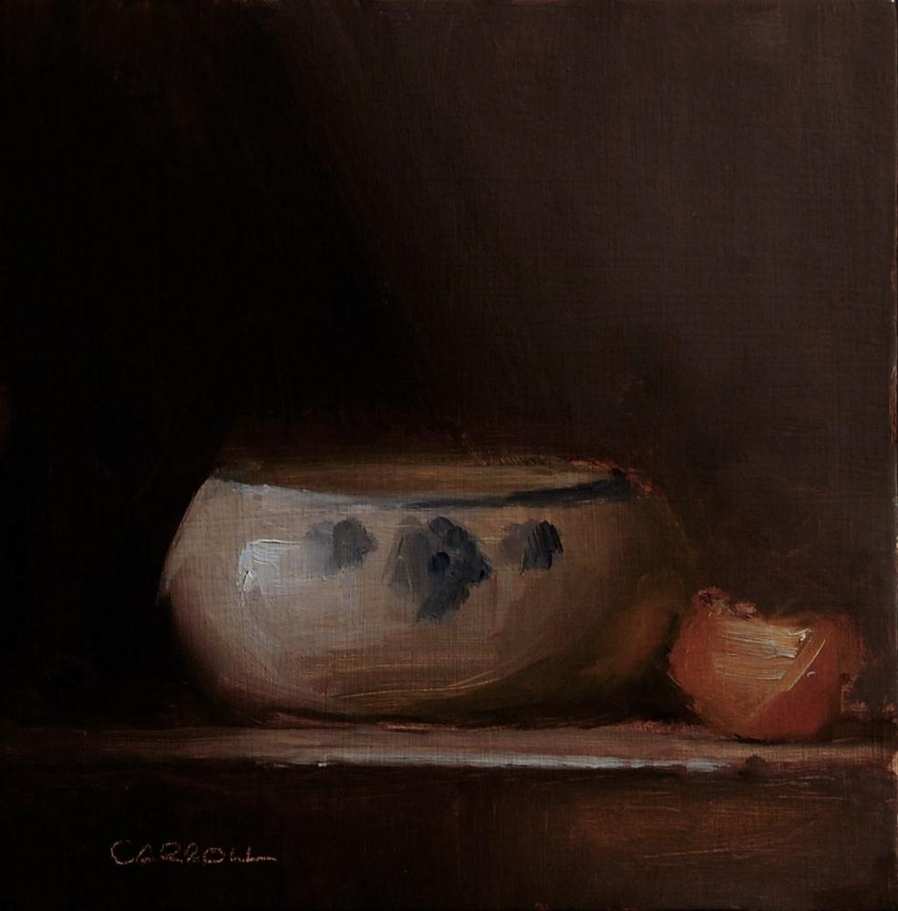 """Finger Bowl"" original fine art by Neil Carroll"