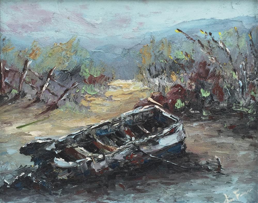 """""""The Legacy"""" original fine art by Ken Fraser"""