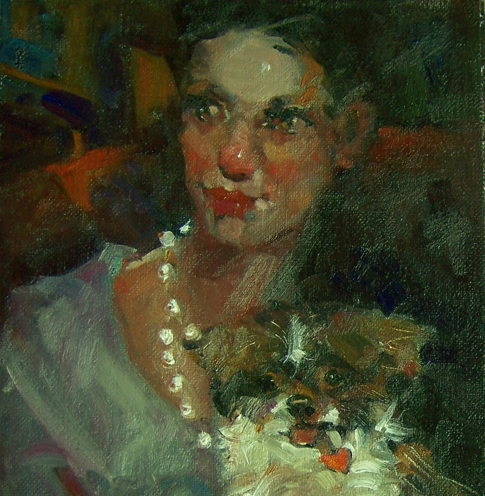 """Bejeweled"" original fine art by Kim Roberti"