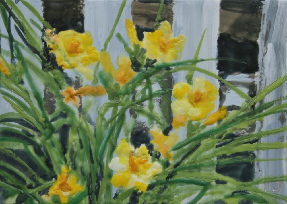 """Stella Doros"" original fine art by Heather Douglas"