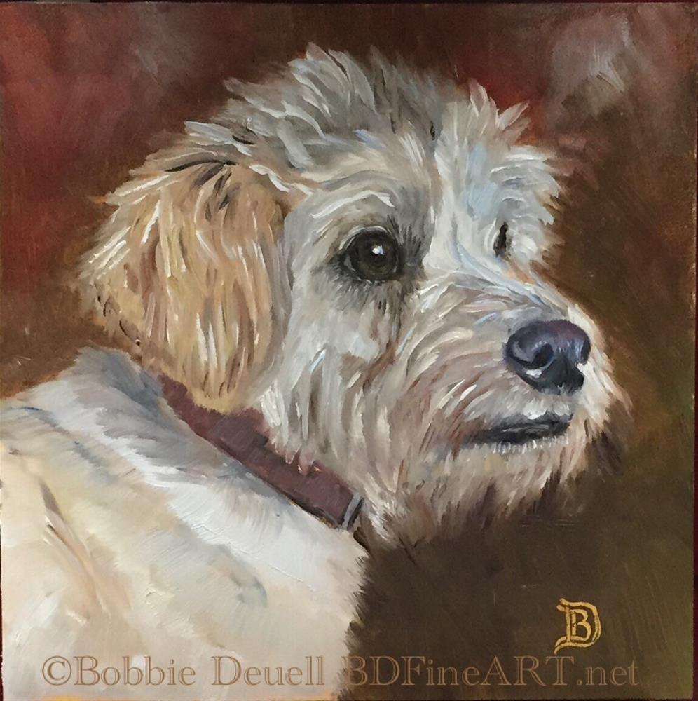"""#46 The Sassy One"" original fine art by Bobbie Deuell"