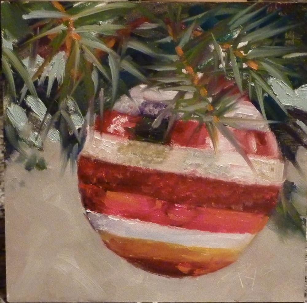 """""""Ornament"""" original fine art by Mary Pyche"""