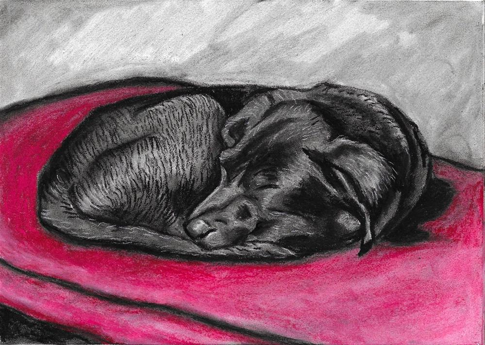 """At Rest"" original fine art by Lisa Wiertel"