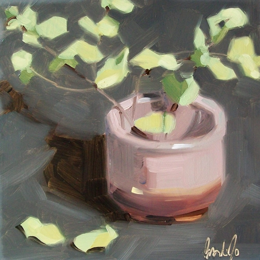 """""""Time"""" original fine art by Brandi Bowman"""
