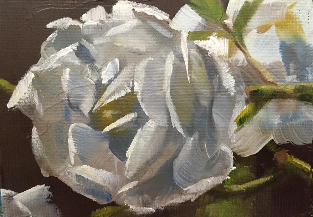 """""""Bloom"""" original fine art by Gary Bruton"""