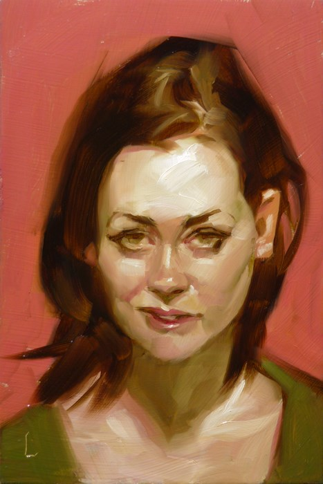"""Limited"" original fine art by John Larriva"