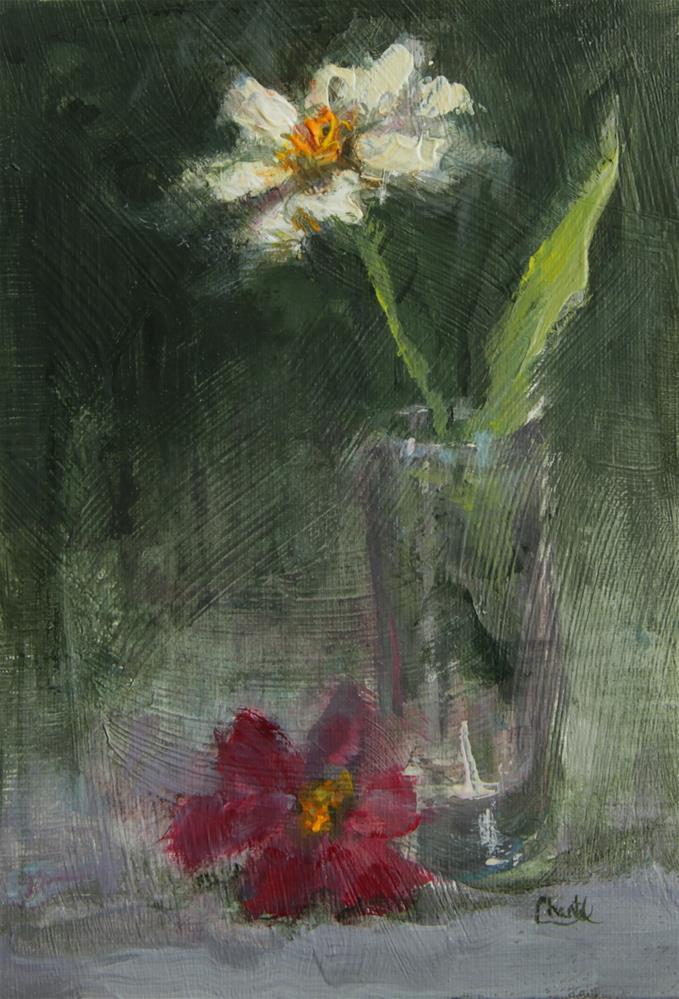"""Simple Pleasures"" original fine art by Chantel Barber"