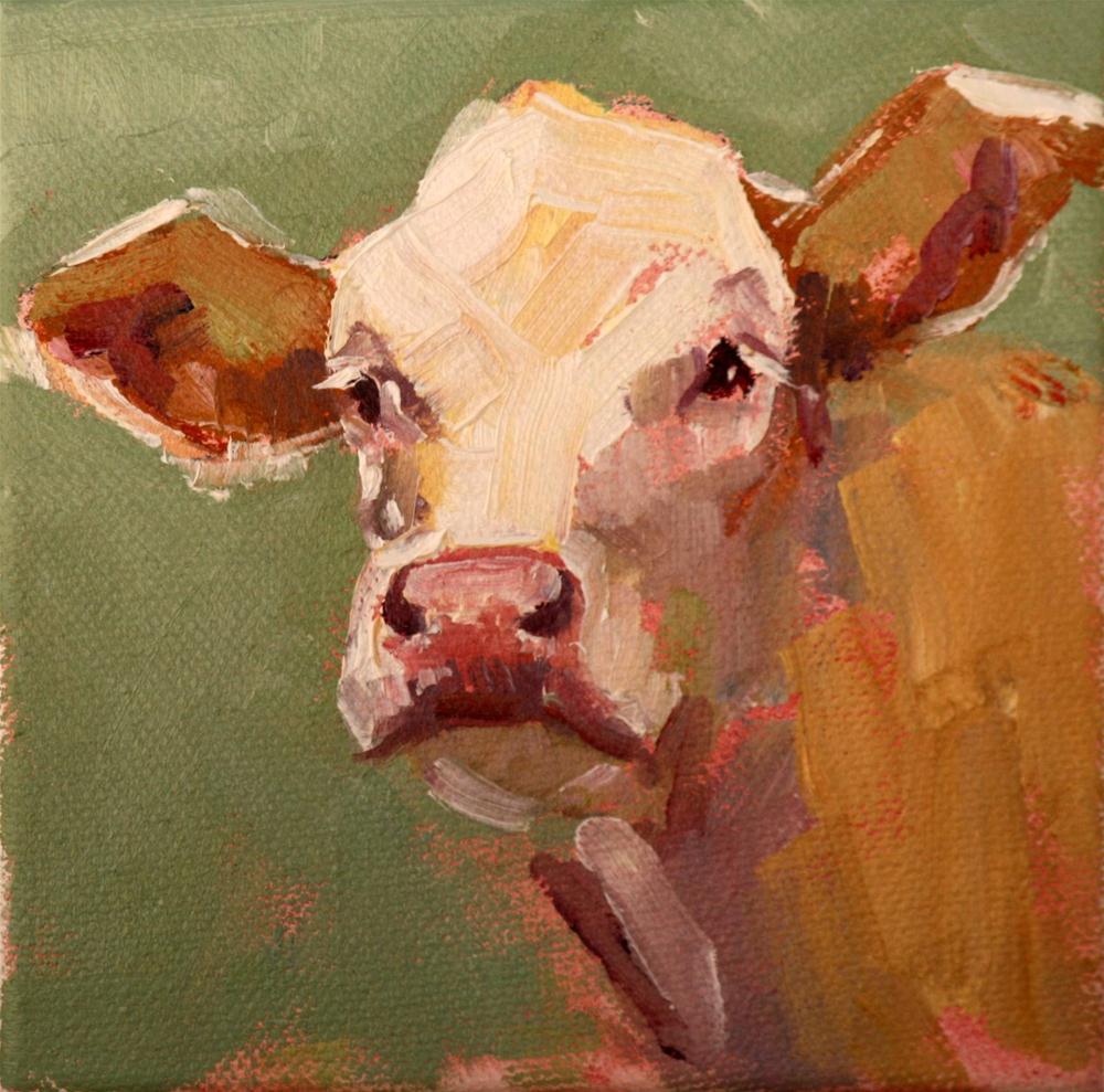 """killing time"" original fine art by Carol Carmichael"