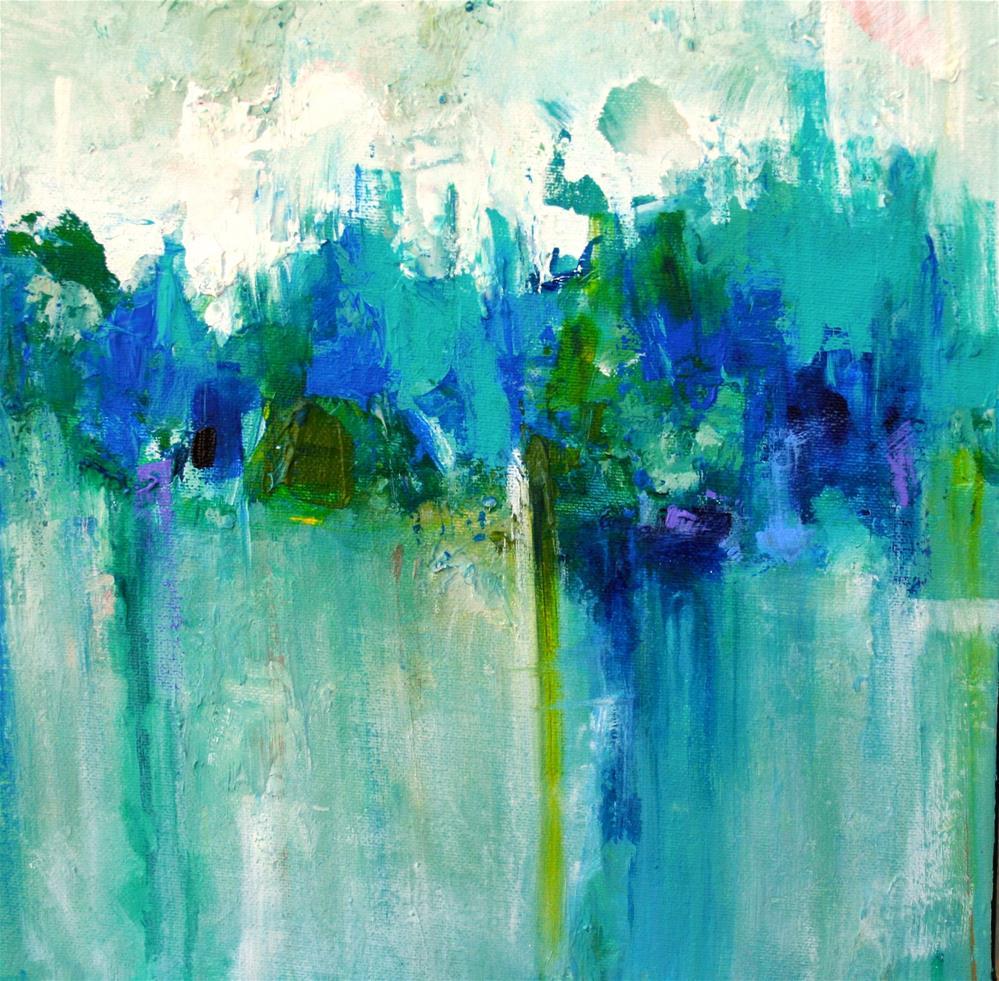 """""""Frore"""" original fine art by Elizabeth Chapman"""
