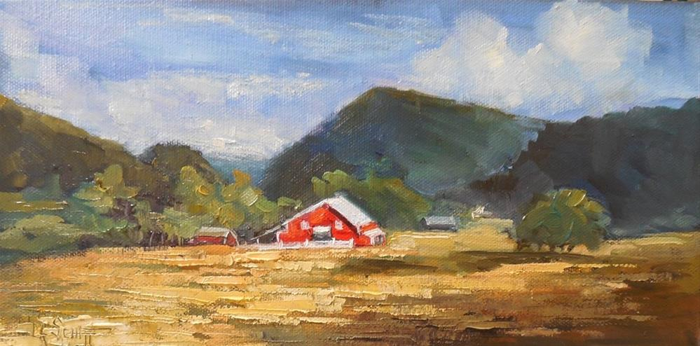 """Farm Painting 