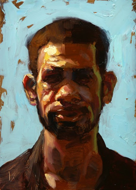"""Split"" original fine art by John Larriva"
