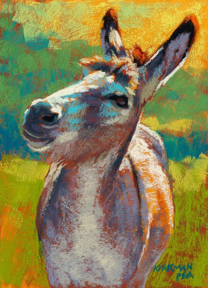 """""""Murphy"""" original fine art by Rita Kirkman"""