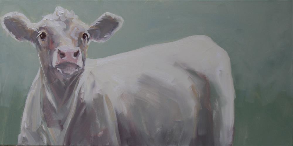 """git"" original fine art by Carol Carmichael"