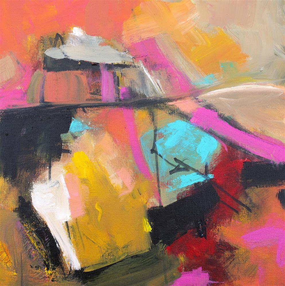 """""""Aspect"""" original fine art by Elizabeth Chapman"""