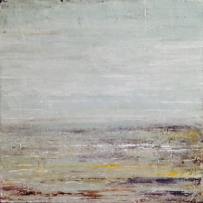 """Salt Mist"" original fine art by Maureen Bowie"