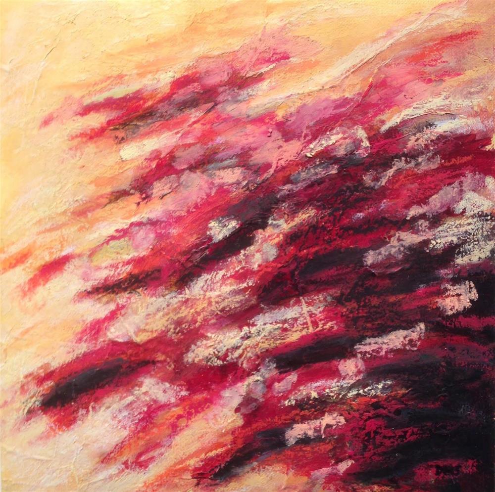 """""""Understudy"""" original fine art by Dotty  Seiter"""