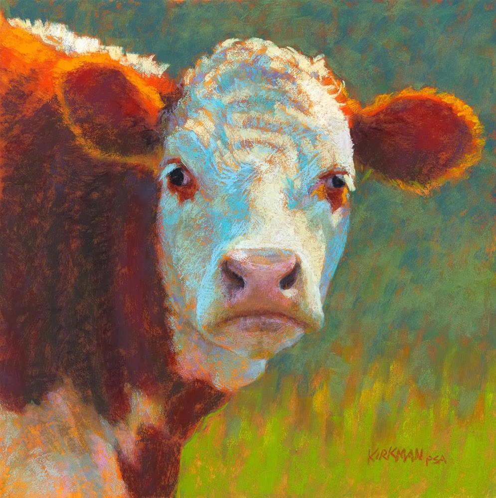"""Charlie"" original fine art by Rita Kirkman"