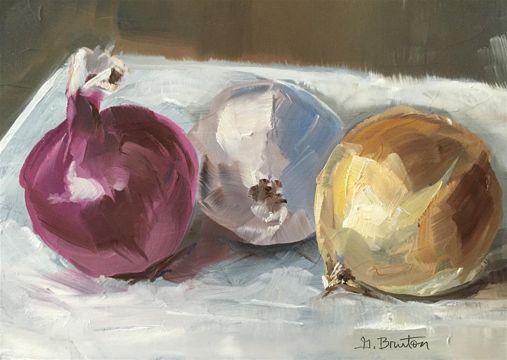 """Essential"" original fine art by Gary Bruton"