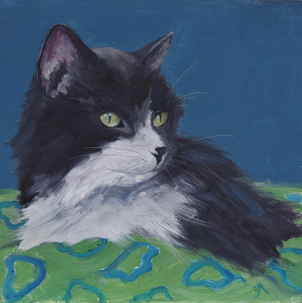 """Elizabeth"" original fine art by Sheila Marie"