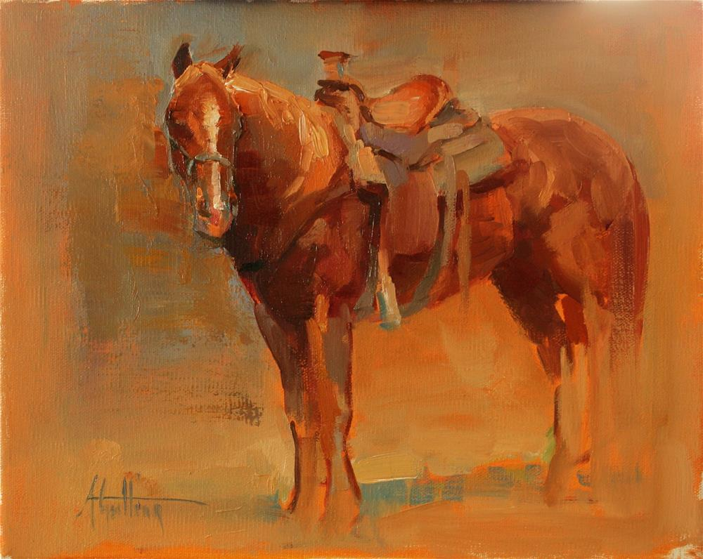 """Sketch #17"" original fine art by Abigail Gutting"