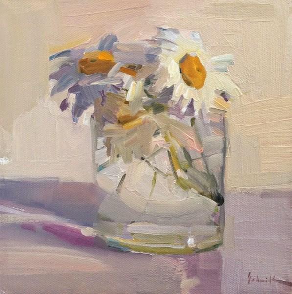 """Submerged"" original fine art by Sarah Sedwick"