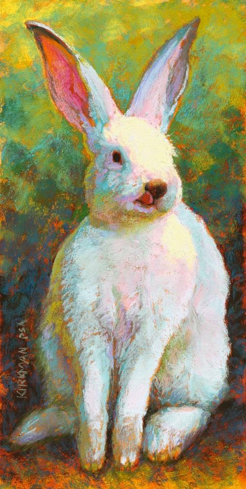 """Minty"" original fine art by Rita Kirkman"