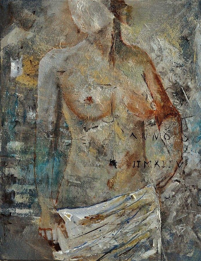 """nude 453130"" original fine art by Pol Ledent"