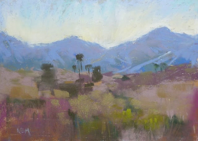 """From the Archives: Packing for a Plein Air Trip"" original fine art by Karen Margulis"